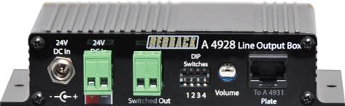 Redback Single Output Microphone / Line Hub