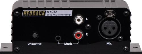 Redback Balanced Microphone / Line Pre Amplifier