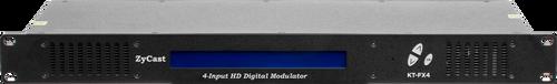 ZyCast KT-FX4 4 Inputs HD Modulator