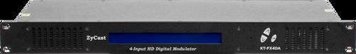 ZyCast KT-FX4DA 4 Inputs HD Modulator with Audio Delay