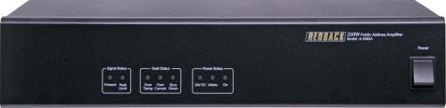 Redback 250W Public Address Power Amplifier