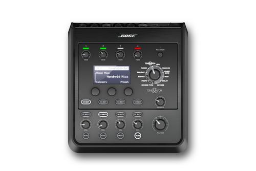 Bose Pro T4S 4-Channel ToneMatch Mixer