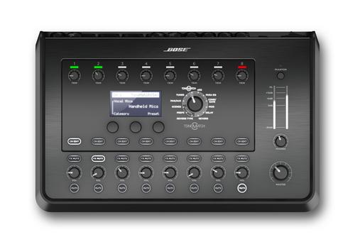 Bose Pro T8S 8-Channel ToneMatch Mixer