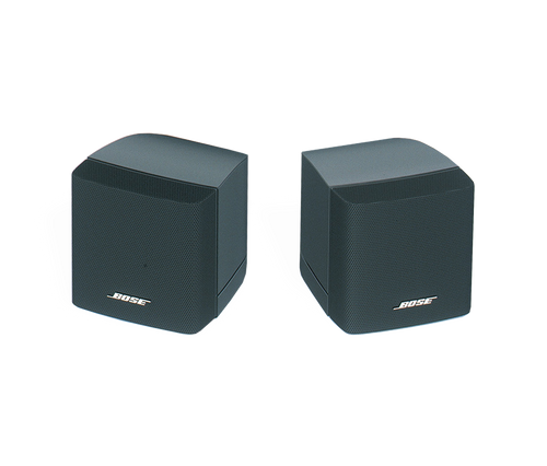 """Bose Pro FreeSpace 3 2.5"""" 70/100V Surface Mount Satellites with Brackets (Pair)"""