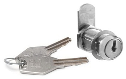 RWS 007 Side Panel Locks with Keys - Pair