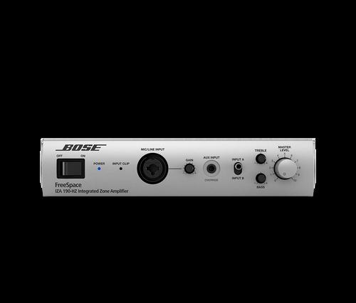 Bose Pro FreeSpace IZA 190-HZ 70/100V Integrated Zone Amplifier