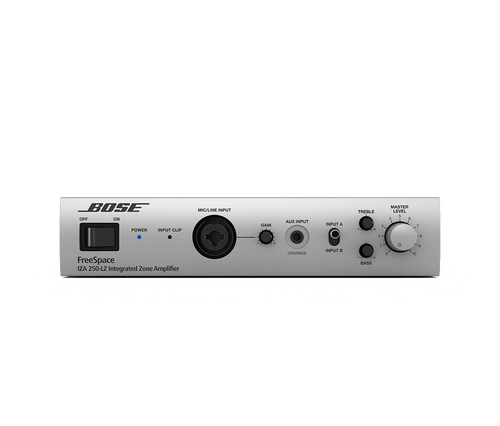 Bose Pro FreeSpace IZA 250-LZ 2-Zone 4/8 ohm Integrated Zone Amplifier
