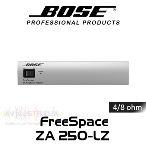 Bose Pro FreeSpace ZA 250-LZ 2-Zone 4/8 ohm Zone Amplifier