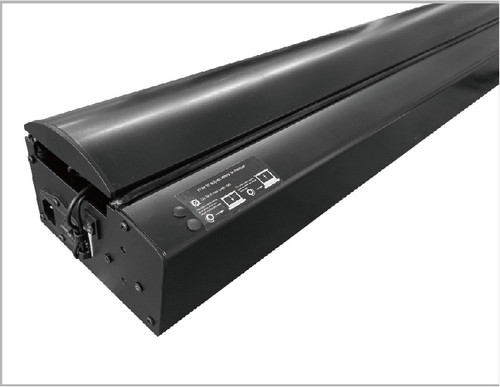 "Vividstorm ALR Floor Rising Pro-Tension 16:9 Projection Screens (92"", 100"", 120"")"