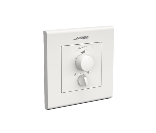 Bose Pro ControlCenter CC-2 Volume & A/B Source Zone Controller