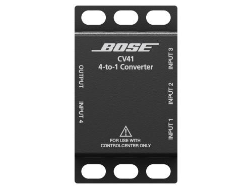 Bose Pro ControlCenter CV41 4-to-1 Converter