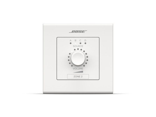 Bose Pro ControlCenter CC-3D Volume & A/B/C/D Source PoE Zone Controller