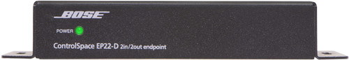Bose Pro ControlSpace EP22-D 2in/2Out Dante Endpoint