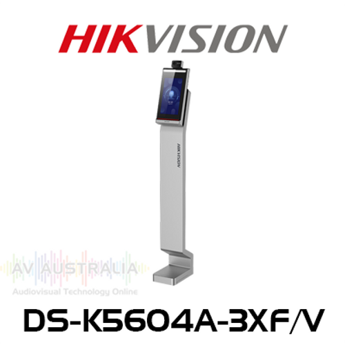 Hikvision DS-K5604A-3XF/V Face Recognition Terminal with Temperature Screening