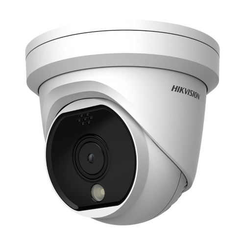 Hikvision DS-2TD1117-2/PA Thermal Network Turret Camera