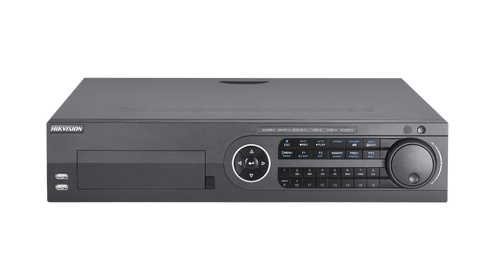 Hikvision DS-8124HuHi-K8 24 Channel 5MP 8-Bay Hybrid TVI Digital Video Recorder