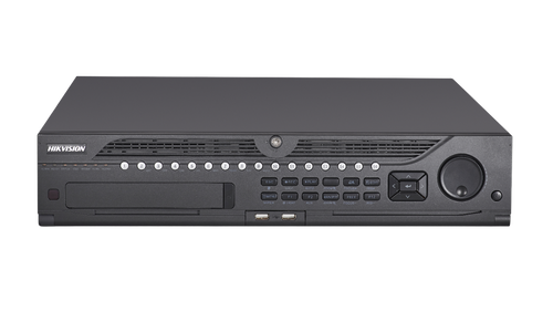 Hikvision DS-9016HuHi-K8 16 Channel 5MP 8-Bay H.265 TurboHD Hybrid TVI Digital Video Recorder
