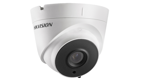 Hikvision DS-2CC52D9T-iT3E 1080P 2MP Outdoor 2.8-12mm Varifocal Starlight TVI Turret Camera