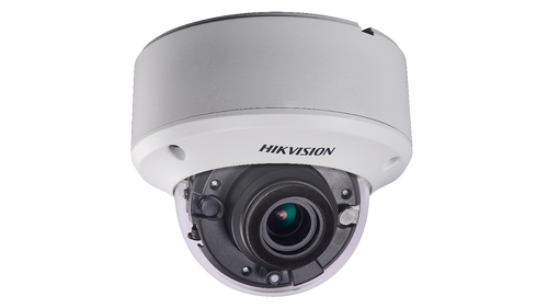 Hikvision DS-2CC52D9T-AVPiT3ZE 2MP Outdoor Vandal 2.8-12mm Varifocal PoC Dome Camera