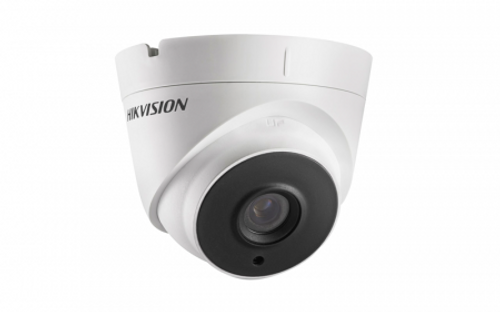 Hikvision DS-2CE56H5T-iT3E 5MP Outdoor 2.8mm Ultra-Low Light PoC Turret Camera