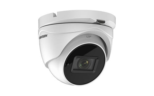 Hikvision DS-2CE79H8T-iT3ZF 5MP Outdoor 2.7-13.5 mm Varifocal Turret Camera