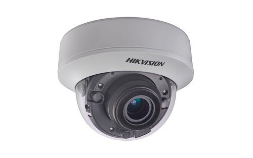 Hikvision DS-2CE56H5T-AVPiT3Z 5MP Outdoor 2.8-12mm Varifocal Ultra-Low Light Dome Camera