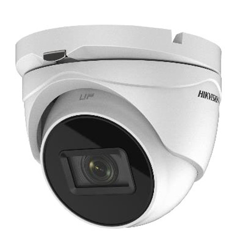 Hikvision DS-2CE79u7T-AiT3ZF 8MP 4K 2.7-13.5mm Varifocal Outdoor Ultra-Low Light Turret Camera