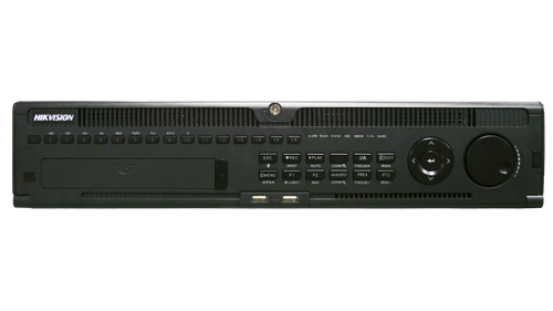 Hikvision DS-9632Ni-i8 32/64-Ch 4K 12MP 8-Bay H.265+ Network Video Recorder