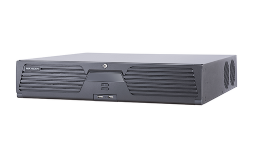 Hikvision iDS-9632NXi-i8/4F 32-Ch 4K Deep Learning 12MP 8-Bay H.265+ Network Video Recorder