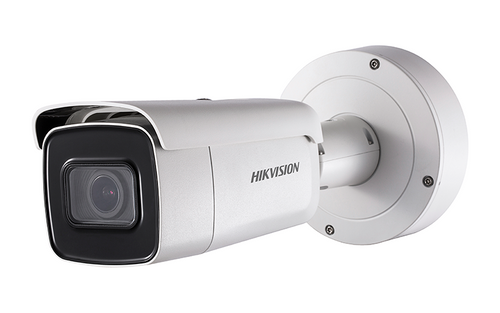 Hikvision DS-2CD2646g1-iZS 4MP Outdoor AcuSense 2.8-12mm Varifocal PoE Network Bullet Camera