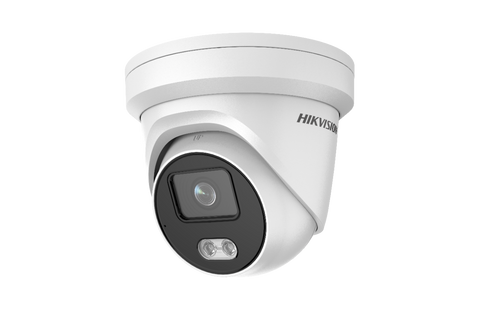 Hikvision DS-2CD2347g1-lU 4MP ColorVu 2.8/4mm Lens PoE Network Dome Camera