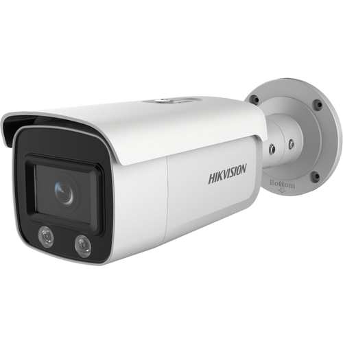Hikvision DS-2CD2T47G1-L 4MP Outdoor ColorVu 2.8/4mm Lens PoE Network Bullet Camera