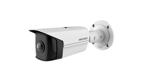 Hikvision DS-2CD2T45G0P-I 4MP Super Wide Angle 1.68mm Lens PoE Network Bullet Camera