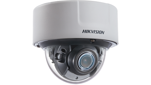 Hikvision DS-2CD5146G0-IZS 4MP DarkFighter 2.8-12mm Varifocal PoE Network Dome Camera