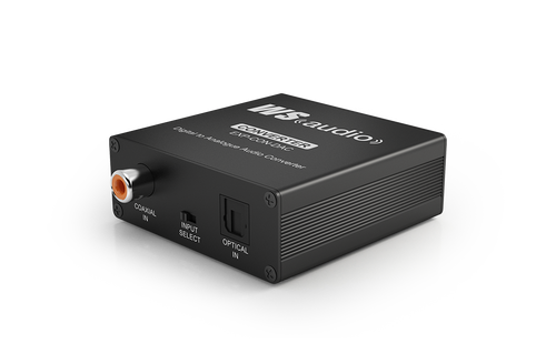 WyreStorm Essentials Digital To Analog Audio Converter