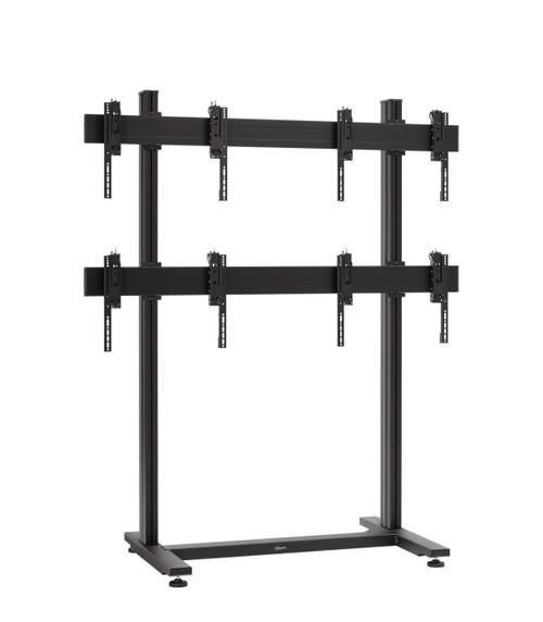 "Vogels FVW2255 2x2 46-55"" Video Wall Floor Stand"