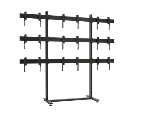 "Vogels FVW3347 3x3 46-47"" Video Wall Floor Stand"
