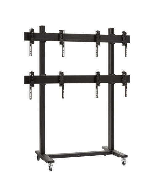 "Vogels TVW2255 2x2 46-55"" Video Wall Mobile Trolley"