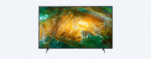 """Sony BRAVIA X80H Series 4K UHD HDR Android LED TVs (49"""" - 85"""")"""