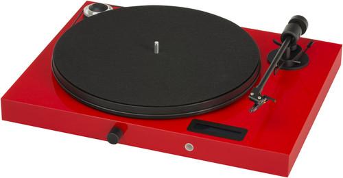 Pro-Ject Juke Box E Turntable Inc. Ortofon OM5e Cartridge