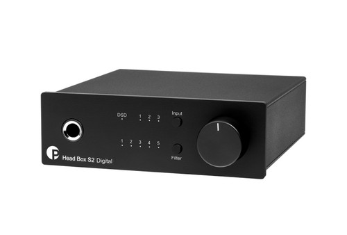 Pro-Ject Head Box S2 Digital Headphone Amplifier