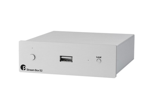 Pro-Ject Stream Box S2 Multiroom Streamer