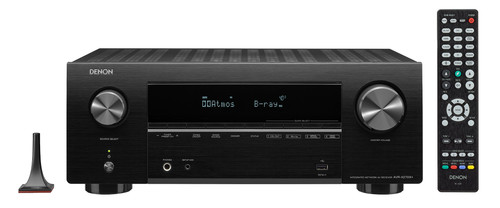 Denon X2700H 7.2-Ch 8K HDR AV Receiver with 3D Audio and HEOS Built-in