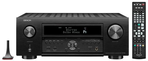 Denon X6700H 11.2-Ch 8K HDR IMAX Enhanced AV Receiver with Auro-3D Audio and HEOS Built-in