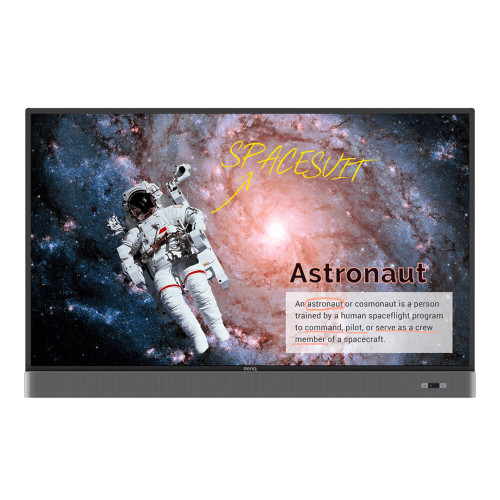 "BenQ RM02K Series 4K UHD Educational Interactive Touch Flat Display (55"", 75"", 86"")"