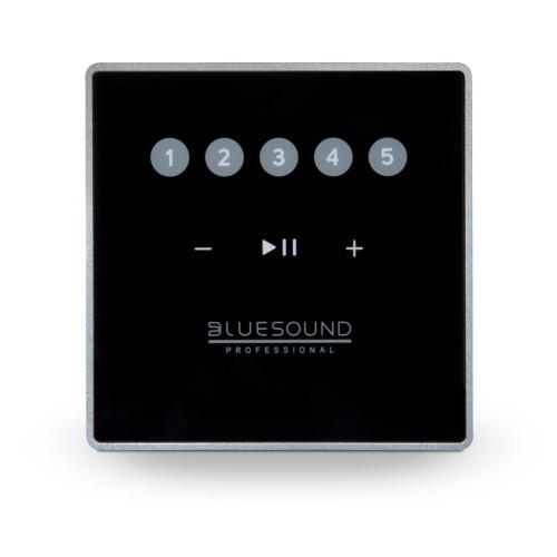 Bluesound CP100 Wall Mount PoE Control Panel