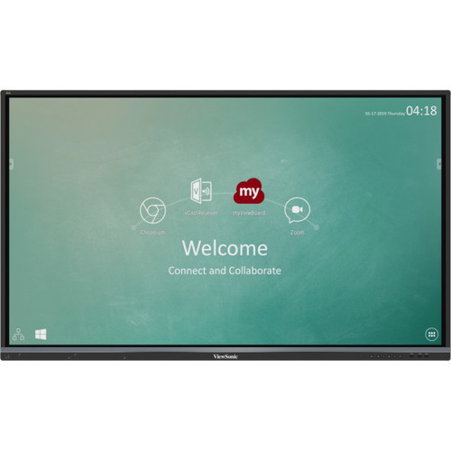 "ViewSonic IFP50-2 Series 4K ViewBoard Interactive Display (55"", 65"", 75"", 86"")"