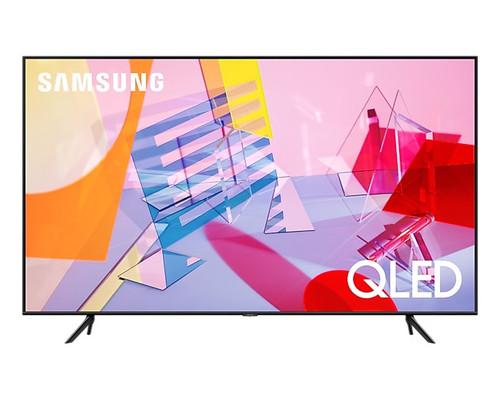 """Samsung Q60T 4K 100Hz HDR10+ QLED Smart TV (55"""", 65"""", 75"""")"""