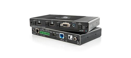 Kramer KIT-400 4K 2x HDMI / VGA Auto–Switcher/Scaler Kit over HDBaseT Kit (40m)