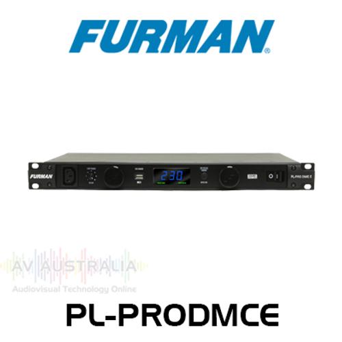 Furman Classic PL-PLUSDMCE 16 Amp 11-Outlet Power Conditioner w/ Voltmeter & Lights